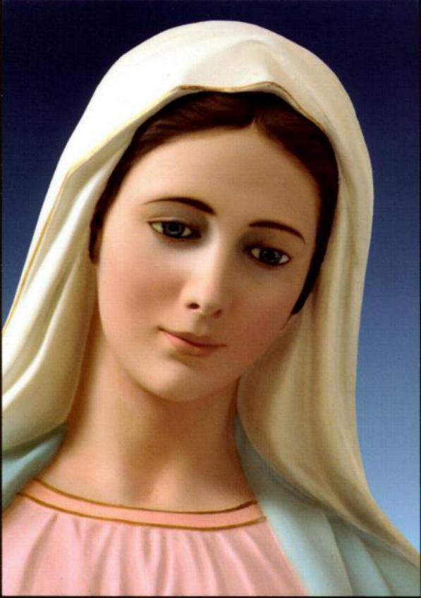 ¿Qué es eso que tiene María que nos conquista?   Virgen
